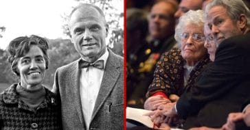 At the age of 100, Annie Glenn passed away