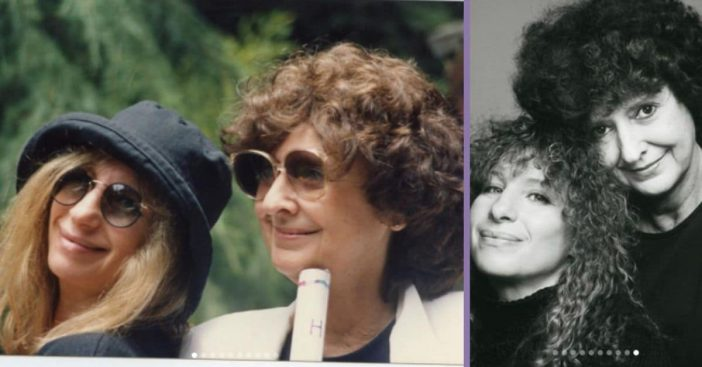 Barbra Streisand Mourns The Loss Of Her 'Surrogate Mother' Cis Corman