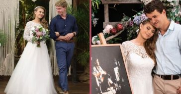 Bindi Irwin Shares Never-Before-Seen Photos From Her Wedding Day