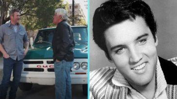 Blake Shelton gets to drive Elvis Presleys truck
