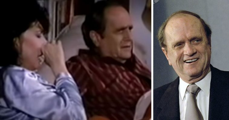 Bob Newhart talks about the surprising finale of Newhart