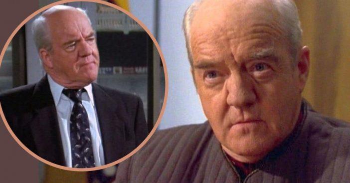 Breaking_ 'Seinfeld' And 'Star Trek' Actor, Richard Herd, Dies At 87