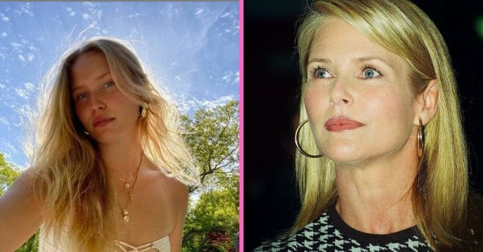 Christie Brinkleys daughter Sailor opens up about body dysmorphia