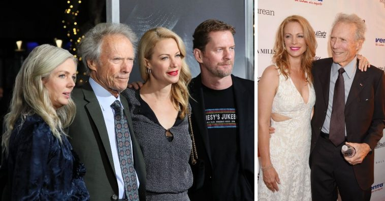 Clint Eastwood got his daughter out of acting retirement to play a role in his movie
