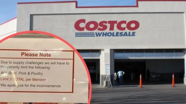 Costco limiting meat to customers due to shortage