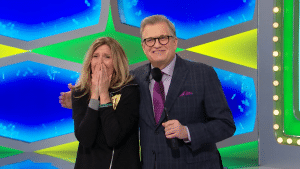 Debra Field started her day as a flight attendant and ended as a The Price is Right contestant
