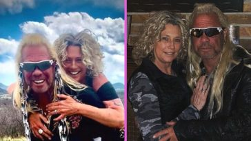 Dog the Bounty Hunter is engaged to Francie Frane