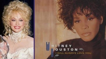 Dolly Parton _Almost Had A Heart Attack_ Hearing This Whitney Houston Song For First Time