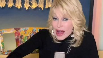 Dolly Parton performed virtually for homeless youth benefit