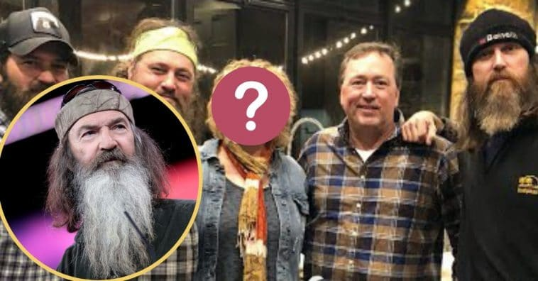 'Duck Dynasty's Phil Robertson Discovers He Has An Adult Daughter From A 1970s Affair