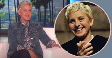 Ellen Degeneres Is 'At The End Of Her Rope' With Mean Behavior Accusations