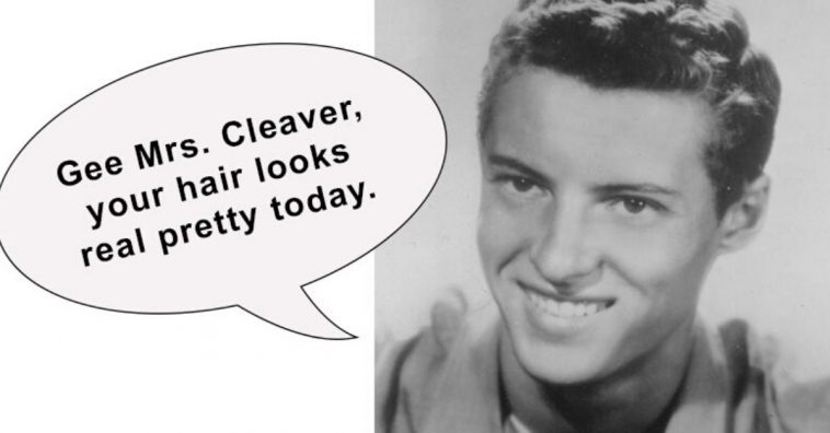 Fans Pay Respect To Ken Osmond By Sharing Funny Eddie Haskell Lines