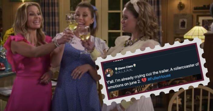 'Fuller House' Fans Emotional After Netflix Shows Nostalgic Farewell Trailer