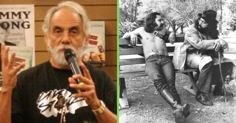 Fun facts about Tommy Chong part of Cheech and Chong