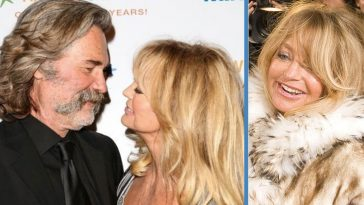 Goldie Hawn Admits She Cries 3 Times A Day Over Concern Of Others During Pandemic