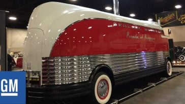 History was made and can still be learned by the Futurliner