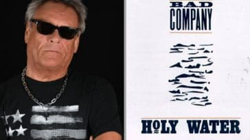 Howe is heavily credited with writing much of the album Holy Water