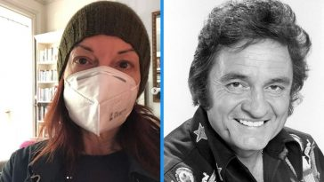 Johnny Cash's Granddaughter Harassed For Wearing Face Mask To Grocery Store (1)