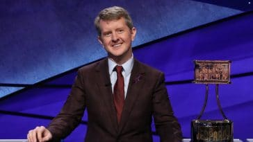 Ken Jennings first appearance on Jeopardy will re air tonight