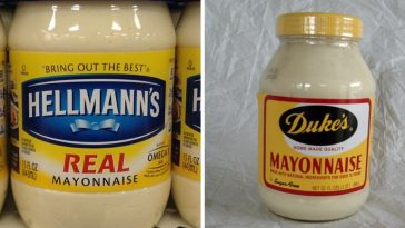 Learn the differences in nostalgic brands of mayonnaise