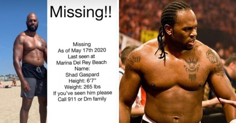 Lifeguards On Mass Search After Ex-WWE Star Shad Gaspard Goes Missing During Beach Swim