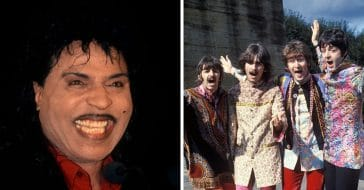Little Richard inspired the Beatles