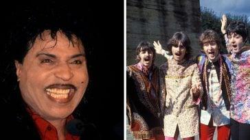 Little Richard inspired the Beatles