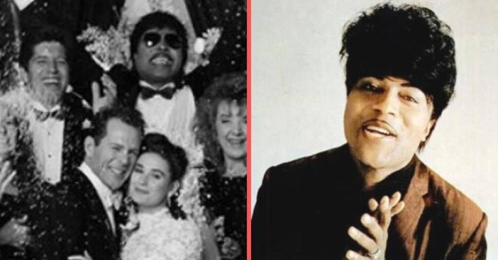 Little Richard married Demi Moore and Bruce Willis