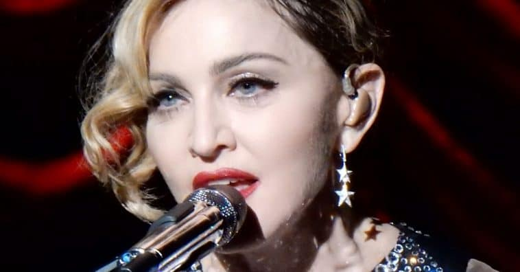Madonna says she had coronavirus while on tour
