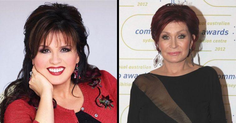 Marie Osmond denies feud with Sharon Osbourne