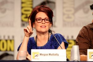 Megan Mullally recalled incidents of bullying that left her feeling frayed