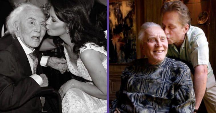 Michael Douglas And Catherine Zeta-Jones Reflect On Memories Of Late Kirk Douglas
