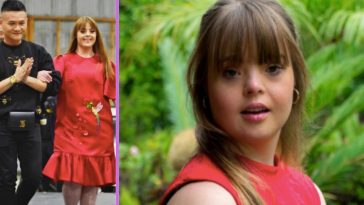 Model With Down Syndrome Gets To Strut Her Stuff On The Catwalk
