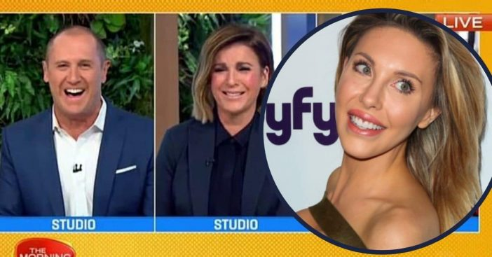 Olivia Newton-John's Daughter, Chloe Lattanzi, Leaves Hosts Baffled As She Walks Out Mid-Interview