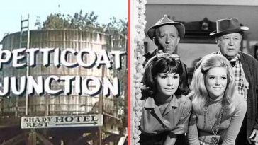 Petticoat Junction was based on a real hotel in Missouri