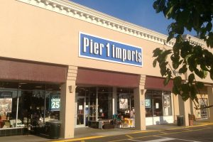 Pier 1 Imports is closing its stores after they can reopen and sell their inventory
