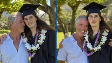 Pierce Brosnan's Son, Dylan, Graduates From College In New Photos — Congrats!