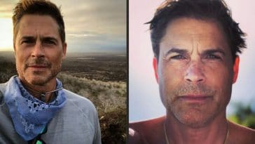 Rob Lowe Is Celebrating 30 Incredible Years Of Sobriety