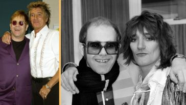 Rod Stewart Says Elton John Keeps Changing Phone Number After Feud