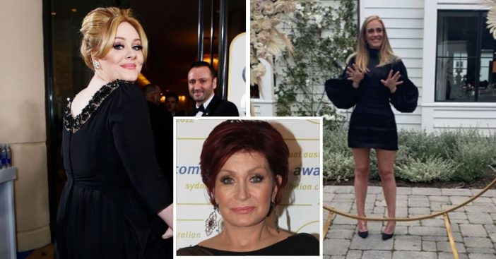 Sharon Osbourne Thinks Big Women Are Not Truly Happy With Their Bodies