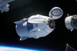 SpaceX put together the Crew Dragon, which represents a major step in bringing American astronaut launches back to the U.S.