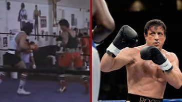 Stallone vs Duran did not work out so well for Stallone