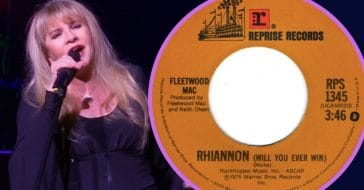 Stevie Nicks Working Hard On _Rhiannon_ Book And Movie During Quarantine