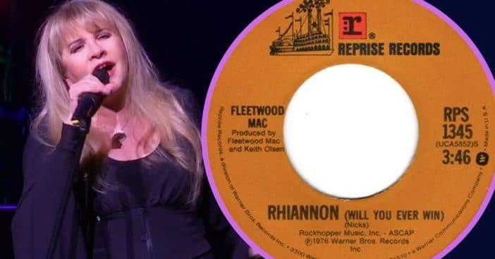 Stevie Nicks Working Hard On _Rhiannon_ Book And Movie During Quarantine