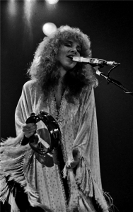 Stevie Nicks was just the woman to make this Fleetwood Mac song especially magical