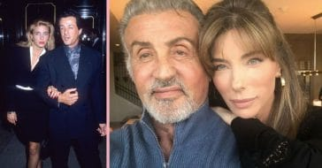 Sylvester Stallone Celebrates 23rd Wedding Anniversary With Wife Jennifer Flavin