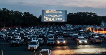 The Coronavirus Is Bringing Back Drive-In Movie Theaters In Times Of Social Distancing