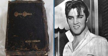 The Museum of the Bible reveals Elvis Presleys favorite book of the Bible