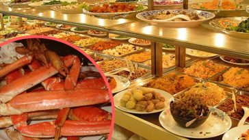 The one thing you should always skip at a food buffet