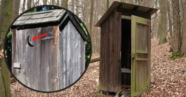 This Is Why Outhouses Have A Crescent Moon On The Door